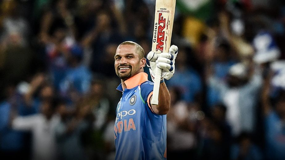 Humbled to lead my country: Indian cricketer Shikhar Dhawan