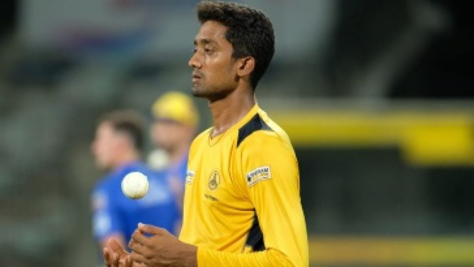 When you train with best, you only get better: India's new net bowler Ravisrinivas Sai Kishore