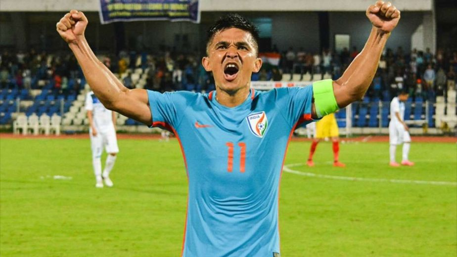 When I am sad, I watch Messi's videos and it makes me happy: Indian footballer Sunil Chhetri