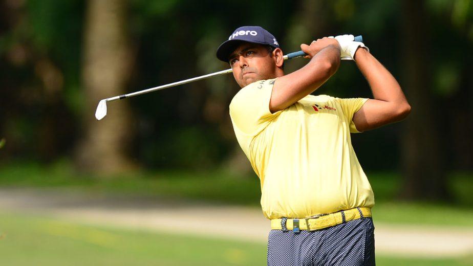 Indian golfer Anirban Lahiri makes cut despite string of bogeys at Palmetto