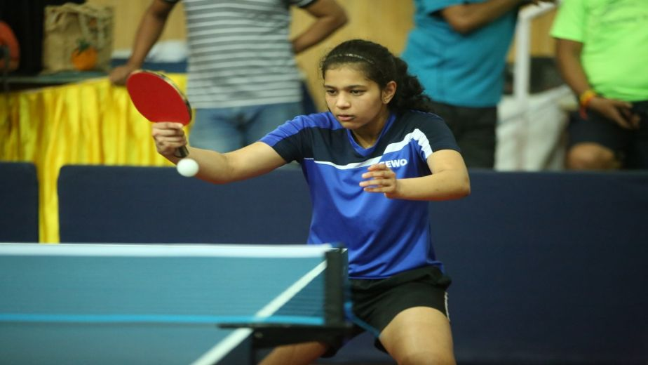 Taking small steps key to fulfilling Olympics gold ambition - Table Tennis prodigy Diya Chitale
