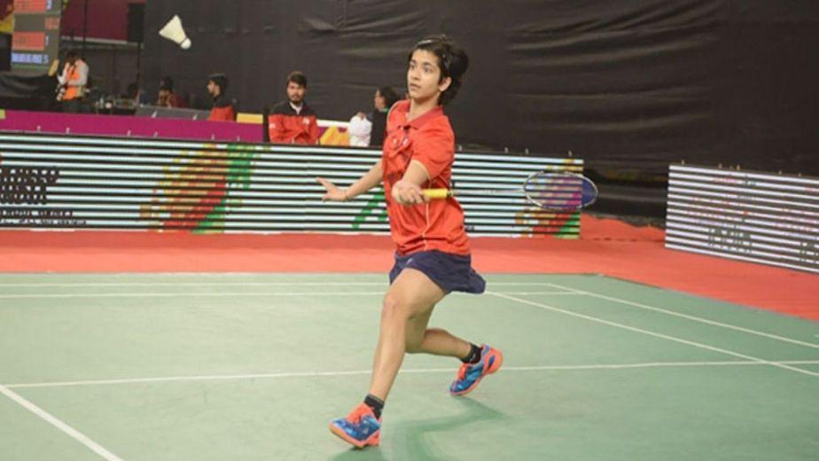 Indian badminton star Malvika Bansod wins RSL Lithuanian International crown