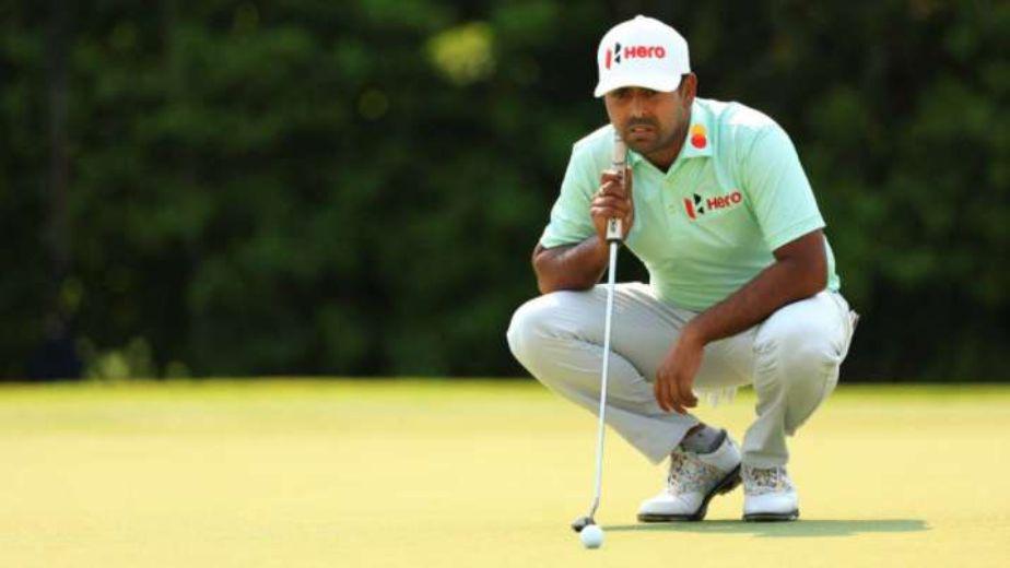 Indian golfer Anirban Lahiri finishes encouraging 25th at Palmetto