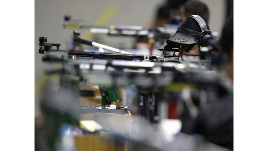 Tokyo Olympic bound Austrian Martin Strempfl wins online shooting championship
