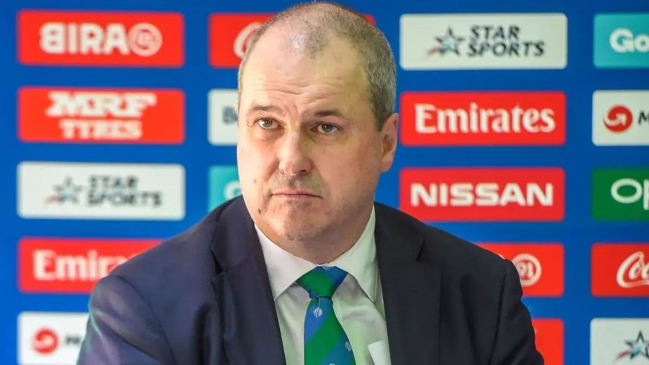 Looking at certainty about decision where T20 World Cup can be staged: ICC interim CEO Geoff Allardice