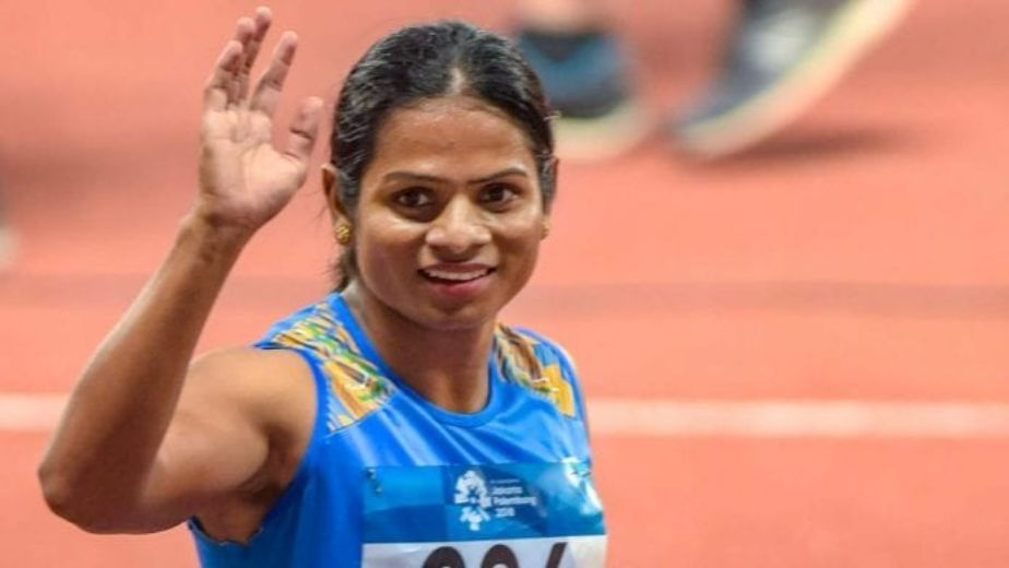 National record holding sprinter Dutee Chand expects Olympics spot on basis of world rankings if not through qualification timing