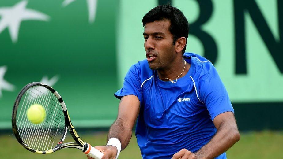 India's Rohan Bopanna, Divij Sharan knock out second seeds at Halle