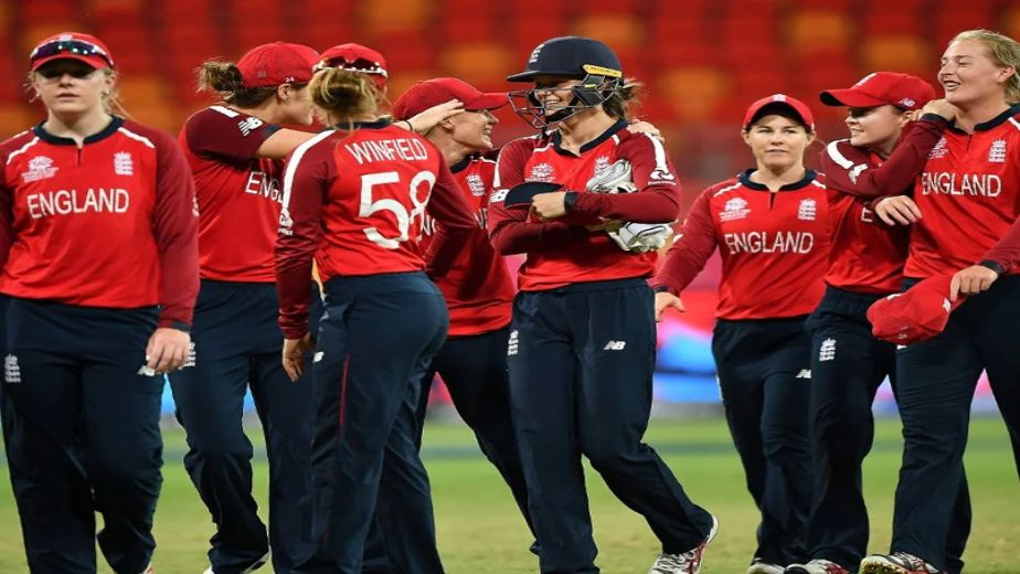England women's cricket team consolidate innings, take tea at 162/2 against India