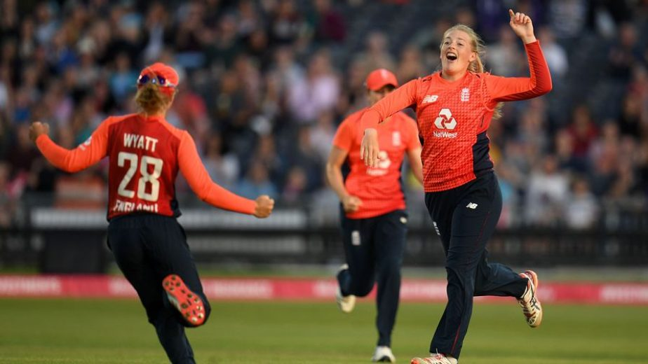 England Women declare 1st innings at 396/9 in one-off Test against India