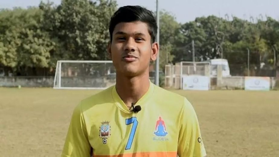 Selection in Bayern's world squad (U-19) is a dream-come-true moment: Indian footballer Shubho Paul