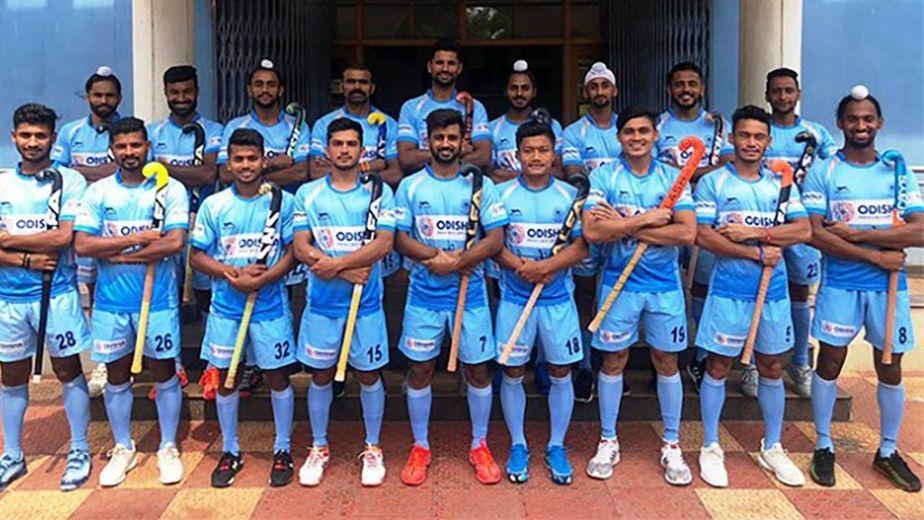 Indian men's hockey squad name 10 debutants for Tokyo Olympics