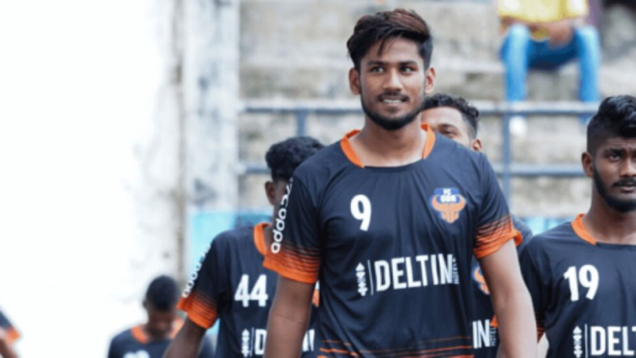 Indian Super League striker Aaren D'Silva inks deal with Hyderabad FC