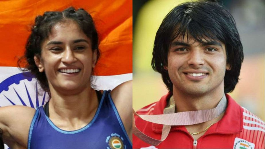 Sports Authority of India allows wrestlers Neeraj Chopra and Vinesh Phogat to continue training in Europe ahead of Olympics