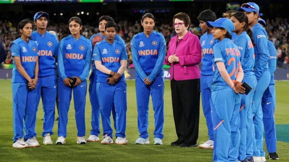 Women's Test: Start of post-lunch session on third day delayed by rain