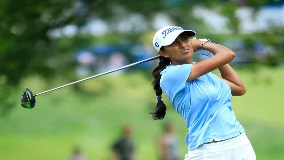 Indian golfer Aditi Ashok misses cut on LPGA