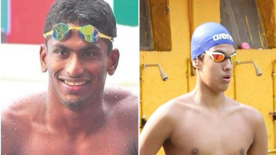 Swimmers Sajan Prakash, Srihari Nataraj bag gold but miss Olympic 'A' cut