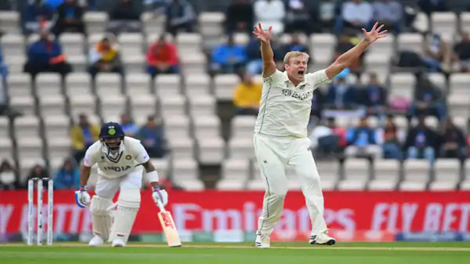 Kyle Jamieson's five-for, Devon Conway's fifty help New Zealand take control of World Test Championship final