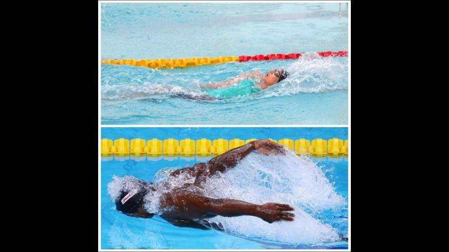 Indian Swimmers Srihari Nataraj, Maana Patel nominated for Universality places in Tokyo Olympics