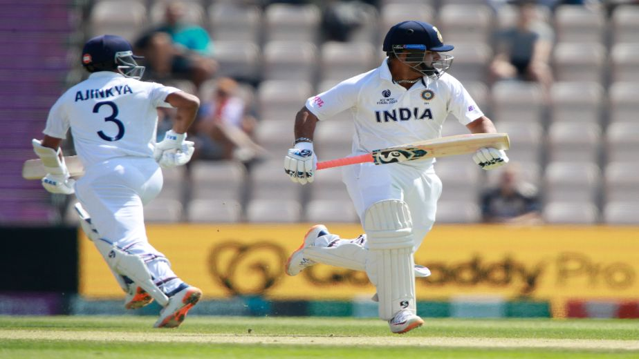 World Test Championship Final: Pant, Jadeja take India to 130/5 at lunch on final day
