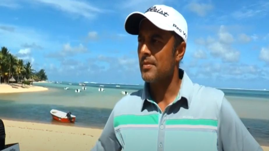 Indian golfer Arjun Atwal joined by amateur Aman Gupta at Korn Ferry Tour event
