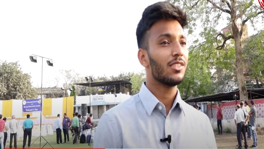 Cricketer Chetan Sakariya raring to go for limited-overs series in Sri Lanka