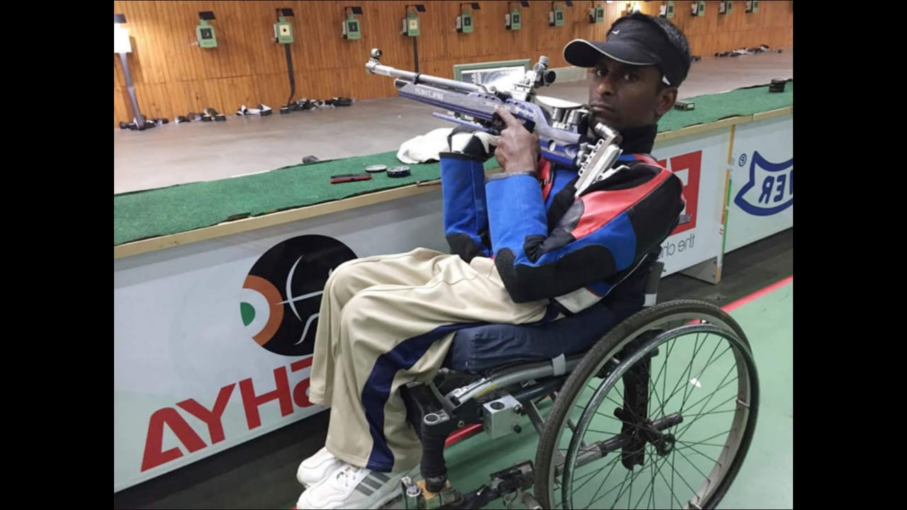 Paralympic-bound shooter Swaroop Unhalkar'confident' of doing well at Tokyo Paralympics having been inspired by Rahi Sarnobat's exploits