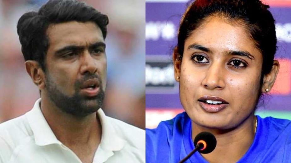 BCCI to recommend cricketers Mithali Raj, R Ashwin for Rajeev Gandhi Khel Ratna Award