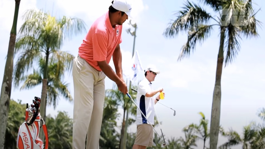 Different fortunes for golfers Bhullar and Sharma in Ireland