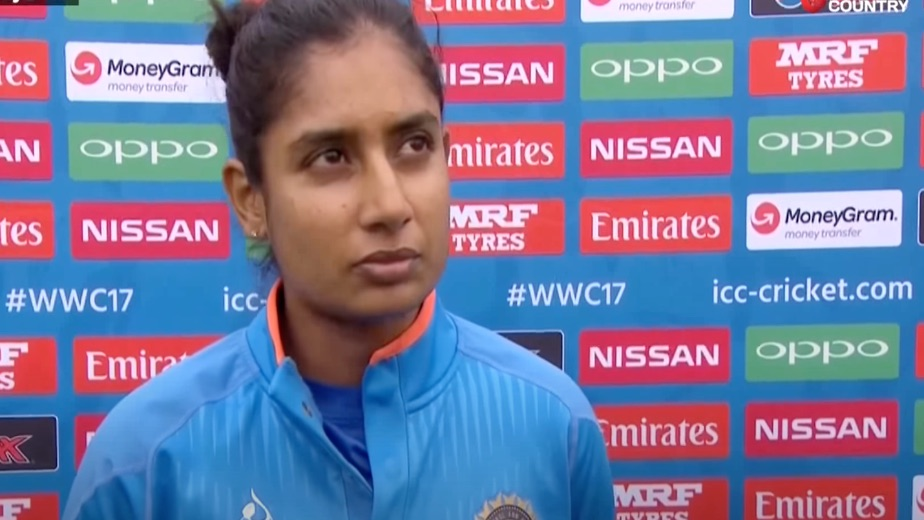 After recovering from neck painMithali set to play third ODI