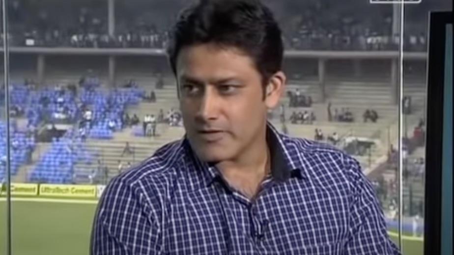 Anil Kumble calls on Andhra CM, discusses sports development