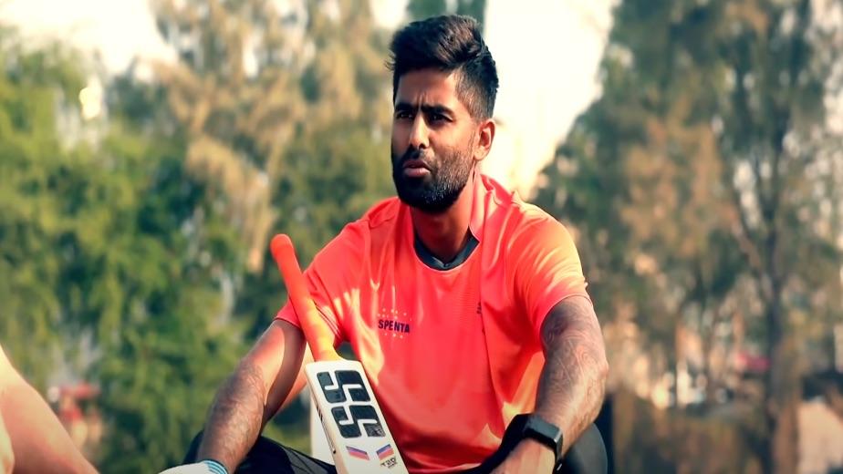 Batsman Suryakumar Yadav: Will be starting from scratch in Sri Lanka series