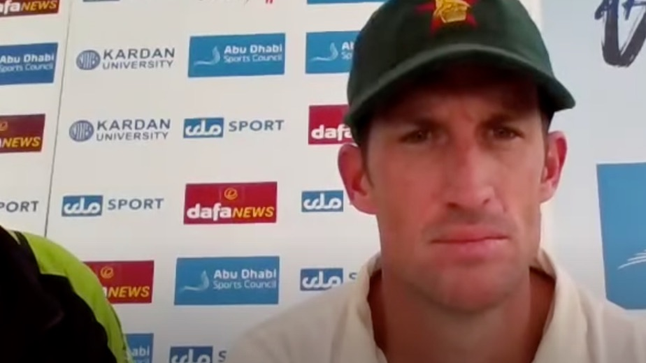 CricketersWilliams, Ervine in quarantine; to miss one-off Test against Bangladesh