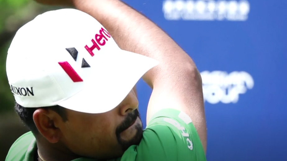 Golfer Lahiri looks forward to having fellow professional Chikkarangappa as caddie in Olympics