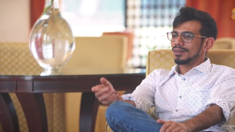 You will see a more confident Yuzi in this series: Cricketer Chahal