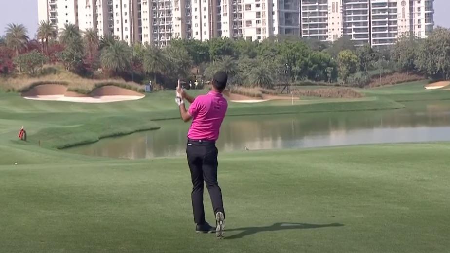 Indian golfers Sharma, Bhullar need good second round to make cut at Scottish Open