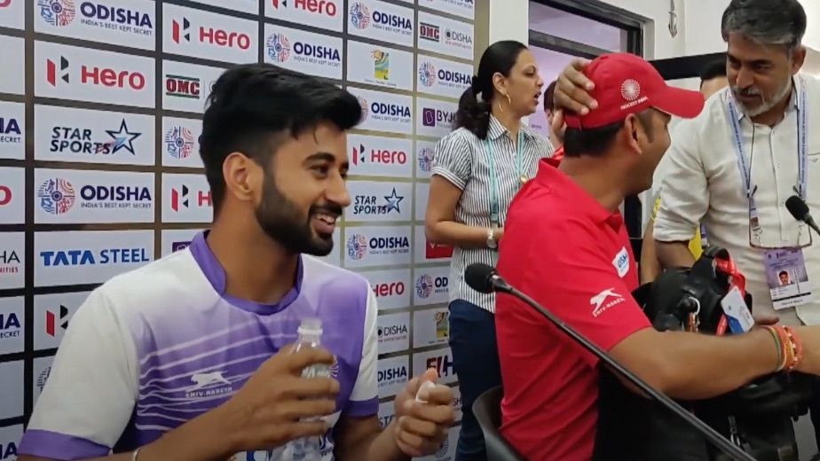 Moulded by challenges, India hockey captain Manpreet aims to make sacrifices count in Tokyo