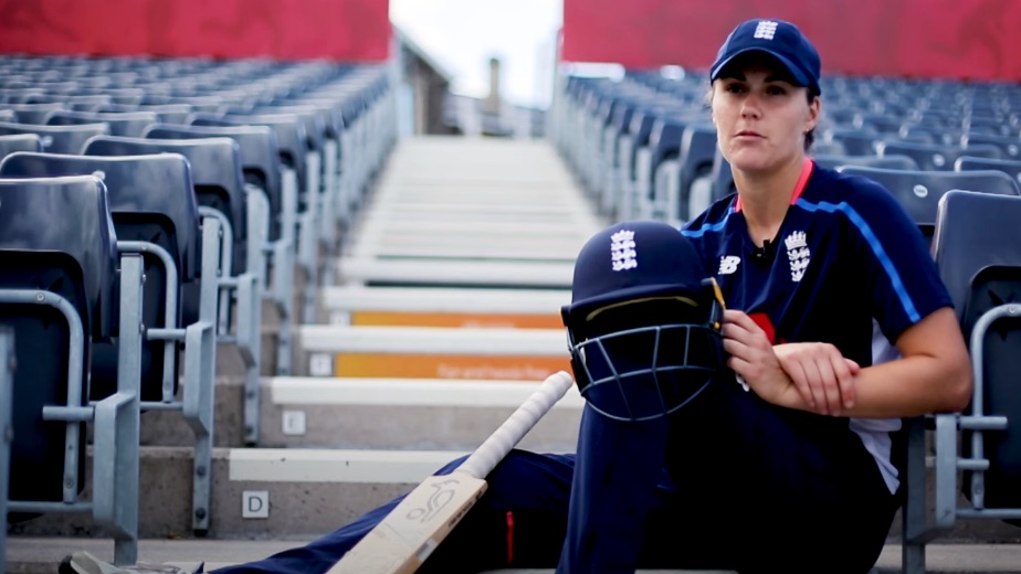 Sensational Nat Sciver powers England to 18-run win over India in rain-hit T20