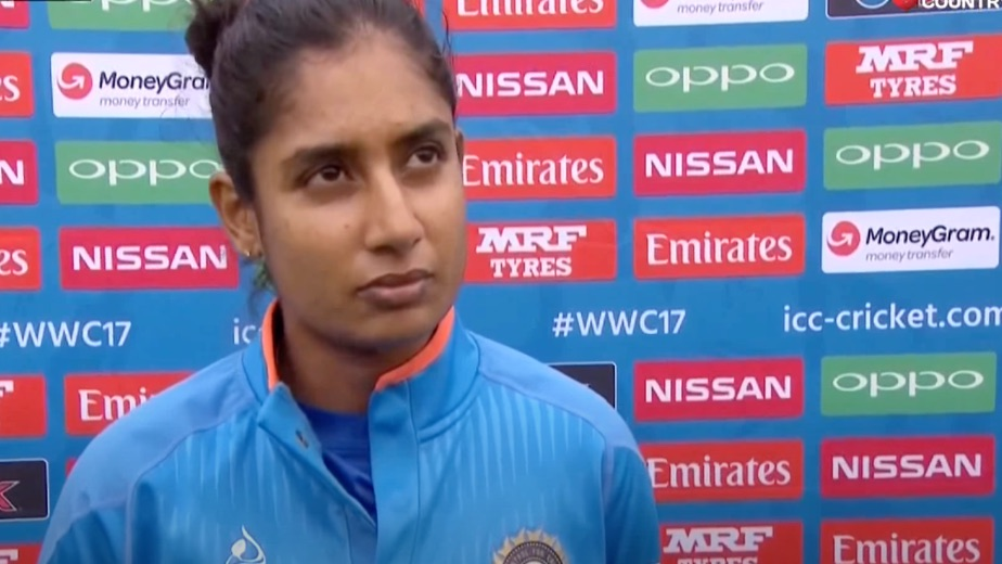 Indian cricketer Mithali Raj loses top spot to Taylor in ICC ODI batters' rankings