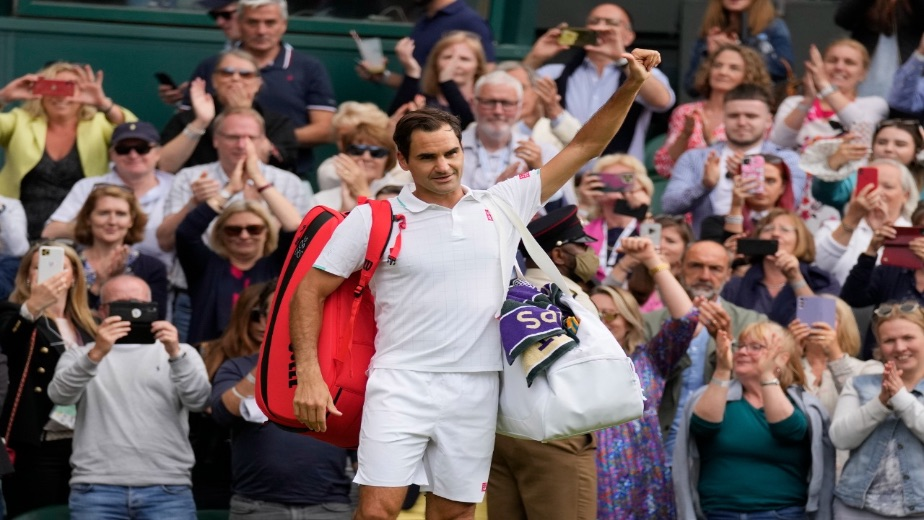 Swiss tennis star Roger Federer pulls out of Tokyo Olympics due to knee problem