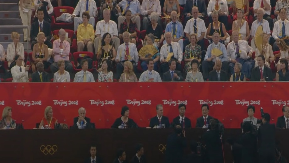 Reports suggest Olympic Games Opening ceremony might be attended by less than 1000 VIPs in person