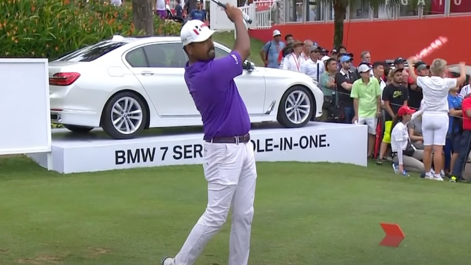 Indian golfer Anirban Lahiri has lot to play for at Barbasol Championship