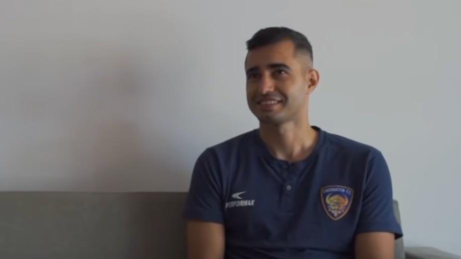 Attacking midfielderRafael Crivellaro extends stay at Chennaiyin FC