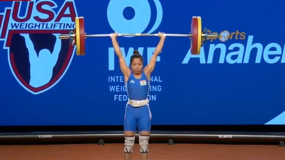 Indian weightlifter Mirabai Chanu lands in Tokyo ahead of Olympics