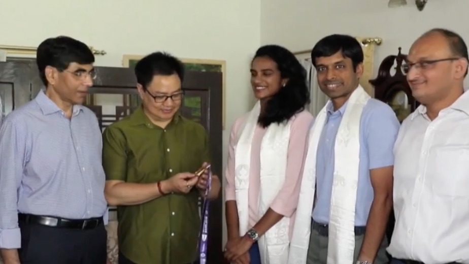P V Sindhu has improved on her defence, worked on motion skills for Olympics: Badminton coach Park Tae-sang.
