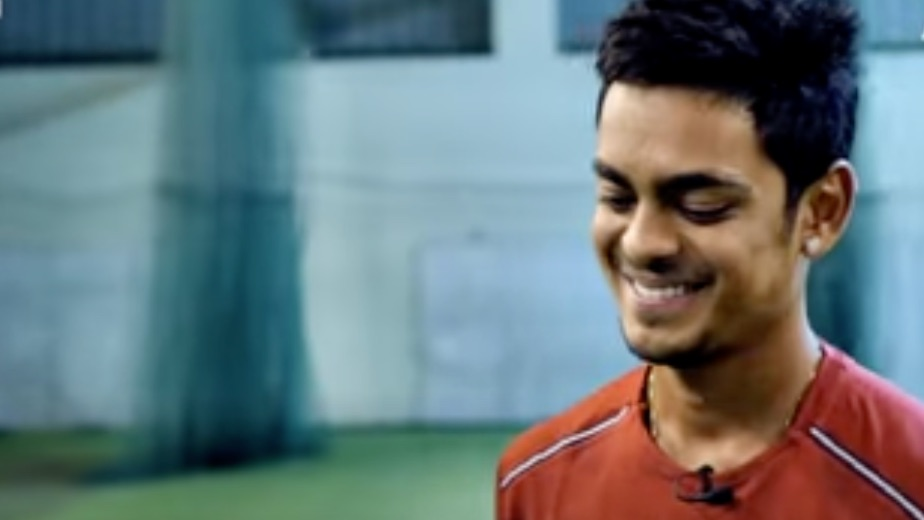 I was determined to hit first ball for six: Cricketer Ishan Kishan