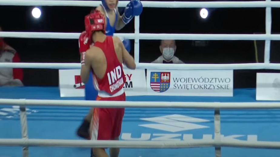 Bishwamitra Chongatham enter prequarters of Youth national boxing championships