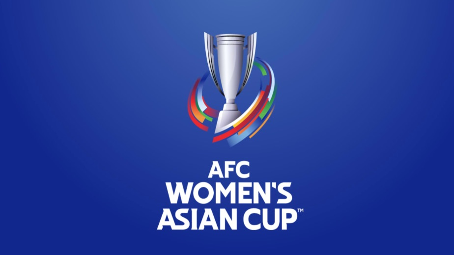 Official logo of the AFC Women's Asian Cup India launched