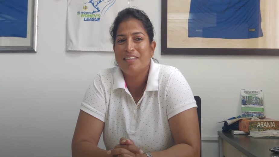 Maymol Rocky steps down as Indian women's football team coach