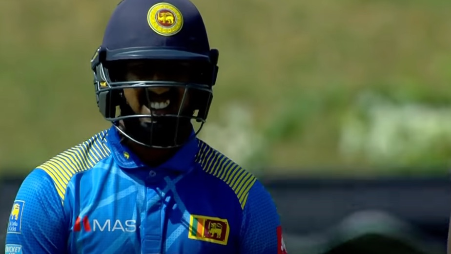 Sri Lanka score 275/9 against India in 2nd ODI