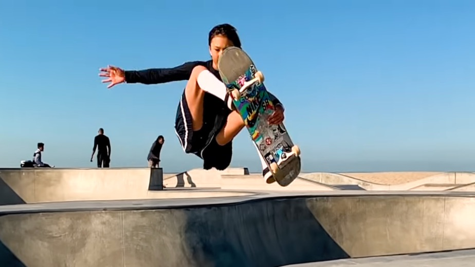Fractured skull and broken bones later, teenage skateboarder Sky Brown ready to be Britain's youngest Summer Olympian